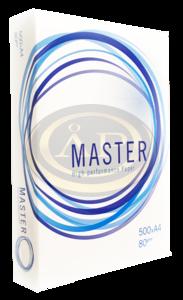 Fénymásolópapír Master Copy & Laser A4 80g 500ív/csomag