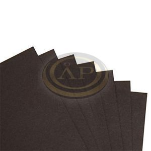 Fotokarton Favini Bristol fekete 200g 50x70cm