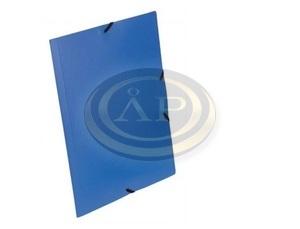 StarOffice Gumis mappa A/4, 15 mm-es gerinc színes kék