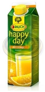 Üdítő Rauch Happy Day 100% narancs, 1l
