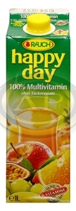 Üdítő Rauch Happy Day Multivitamin 100%, 1l
