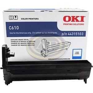 Toner /o/ 6K 44315307 C610 CIÁN OKI