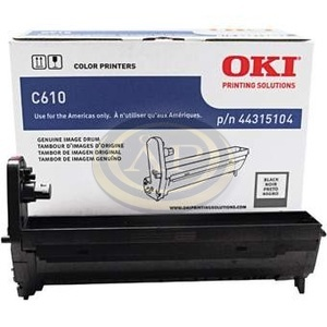 Toner /o/ 6K 44315308 C610 FEKETE OKI