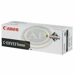 Toner Canon CEXV33  eredeti  iR 2520   14,6K