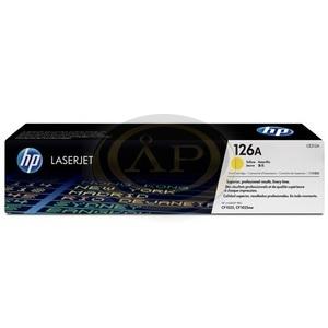 HP Toner CE312A CP1025 1k sárga