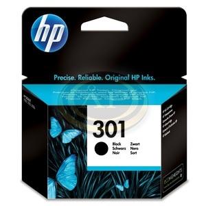 HP tintapatron CH561 190oldal kapacitás 301 fekete