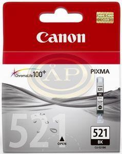 Tintapatron CLI-521 FEKETE CANON