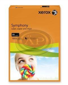 Xerox Symphony színes fénymásolópapír A/4 80g intenzív narancssárga 500 ív/csomag