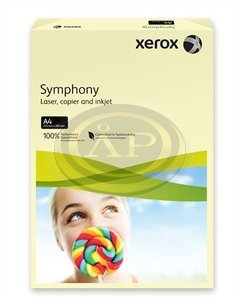 Xerox Symphony színes karton A/4 160g pasztell elefántcsont 250ív/csomag