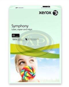 Xerox Symphony színes karton A/4 160g pasztell zöld 250ív/csomag