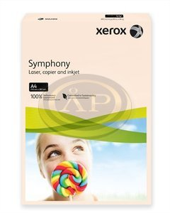 Xerox Symphony színes karton A/4 160g pasztell lazac 250ív/csomag