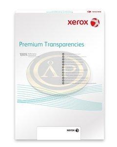 Fólia -003R98202- A4 víztiszta fekete-fehér XEROX <100ív/dob>