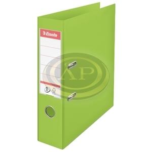 Iratrendező Esselte Standard 7,5cm VIVDA zöld 624069