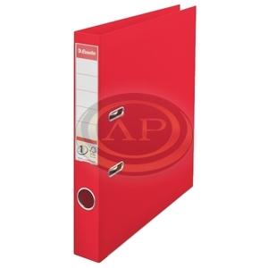 Iratrendező Esselte Standard 5cm VIVIDA piros 624072
