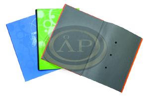 P+P Neo Colori aláírókönyv,zöld,12lapos