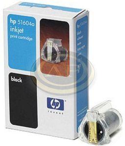 HP tintapatron 51604A FEKETE