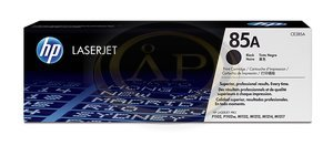 HP toner -85A- CE285A fekete 1,6k