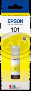 Tinta Epson T03V4 (No.101) eredeti, sárga