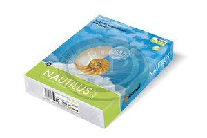 Fénymásolópapír újrahasznosított, Nautilus Classic White A/4 80gr. 500 ív/csomag