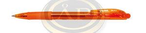 Pentel Golyóstoll Wow BK417-F narancs 0.35mm