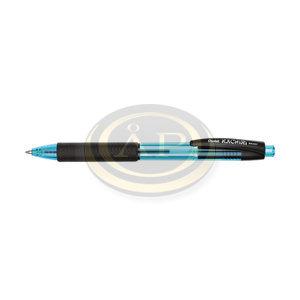 Pentel Golyóstoll Kachiri 0,35mm kék BK457C-C, háromszög fogózóna