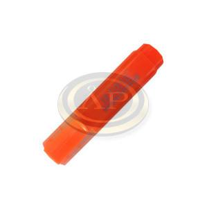 Szövegkiemelő H-Tone, narancs lapostestű