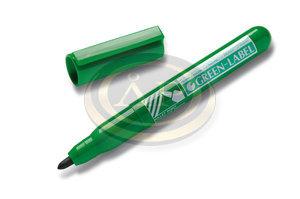 Pentel Marker alkoh kerek zöld NN50-DO