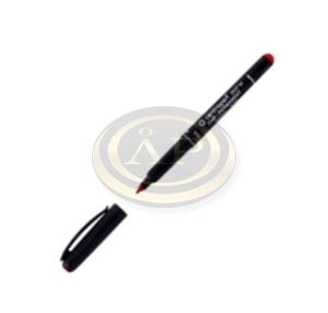 Alkoholos filctoll CENTROPEN OHP 2637 M/piros 1,0mm