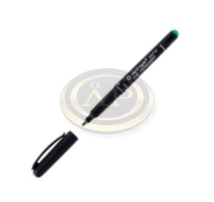 Alkoholos filctoll CENTROPEN OHP 2637 M/zöld 1,0mm