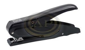 Tűzőgép SAX 620 fekete max.25laphoz,kapocs:24/6,26/6