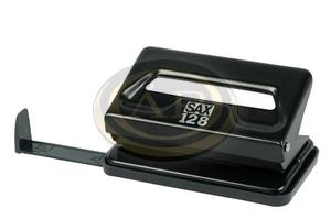 Lyukasztó SAX 128 fekete max: 12 lapig