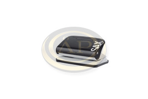 Lyukasztó SAX Design 218 fekete max.12laphoz