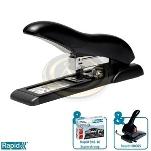 Tűzőgép Rapid HD70 fekete/szürke max. 70 laphoz 21281406