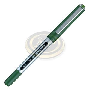 Zselés roller UNI UB-150 eye micro 0,5mm zöld