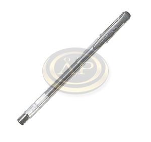 Zselés roller UNI UM-100 0,4mm ezüst