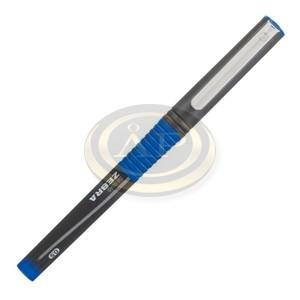 Roller toll Zebra SX6, kék írás, 0,38mm írásvastagság