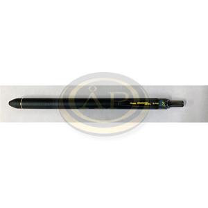 Pentel BLP437 EnerGel nyomógombos gumis testű dokument toll 0.35mm fekete