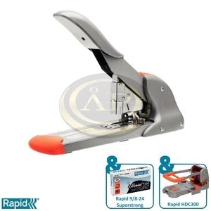 Tűzőgép Rapid HD210 ezüst/narancs max. 210 laphoz 23633700