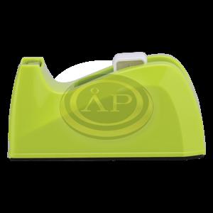 Deli Rio zöld asztali celluxtépő, max. 19mm-es ragszalaghoz