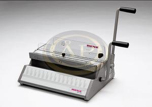 Spirálozógép Reco WB6 fém ikerspirálhoz, 3:1 osztás