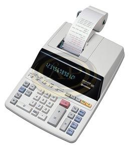 Számológép asztali szalagos Sharp EL2607PGGYSE