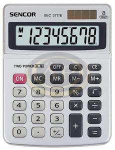Számológép asztali Sencor SEC 377/8 8 számjegyes