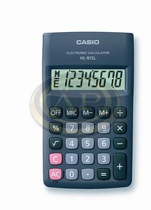 Zsebszámológép Casio HL-815 8 számjegyes