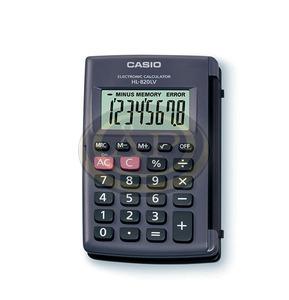 Zsebszámológép Casio HL-820V 8 számjegyes