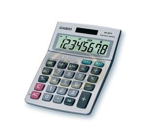 Asztali számológép Casio MS-80 8 számjegyes