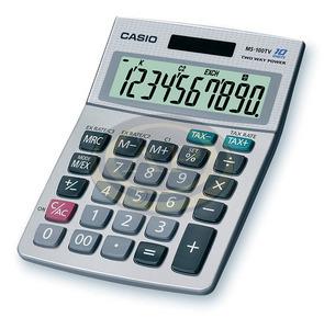 Asztali számológép Casio MS-100 10 számjegyes