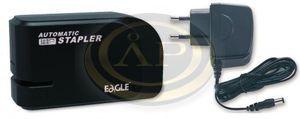 Fűzőgép Eagle EG1610B max.15 L elemes+adapter tartozék, 24/6