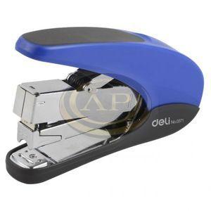 Tűzőgép Deli 371 PS, könnyített tűzés, 24/6-os kapocs, kapacitás: 40 lap