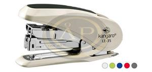 Tűzőgép Kangaro LE-35 Lesseffort, 24/6 kapocs, szürke