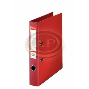 Iratrendező Esselte Standard 5cm Piros 811430